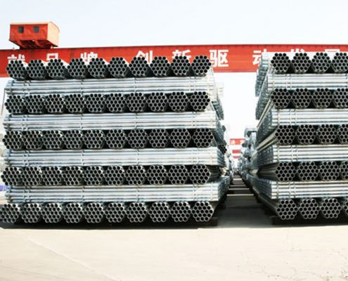 China steel pipe