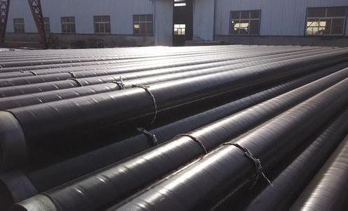 3lpe coated steel pipe