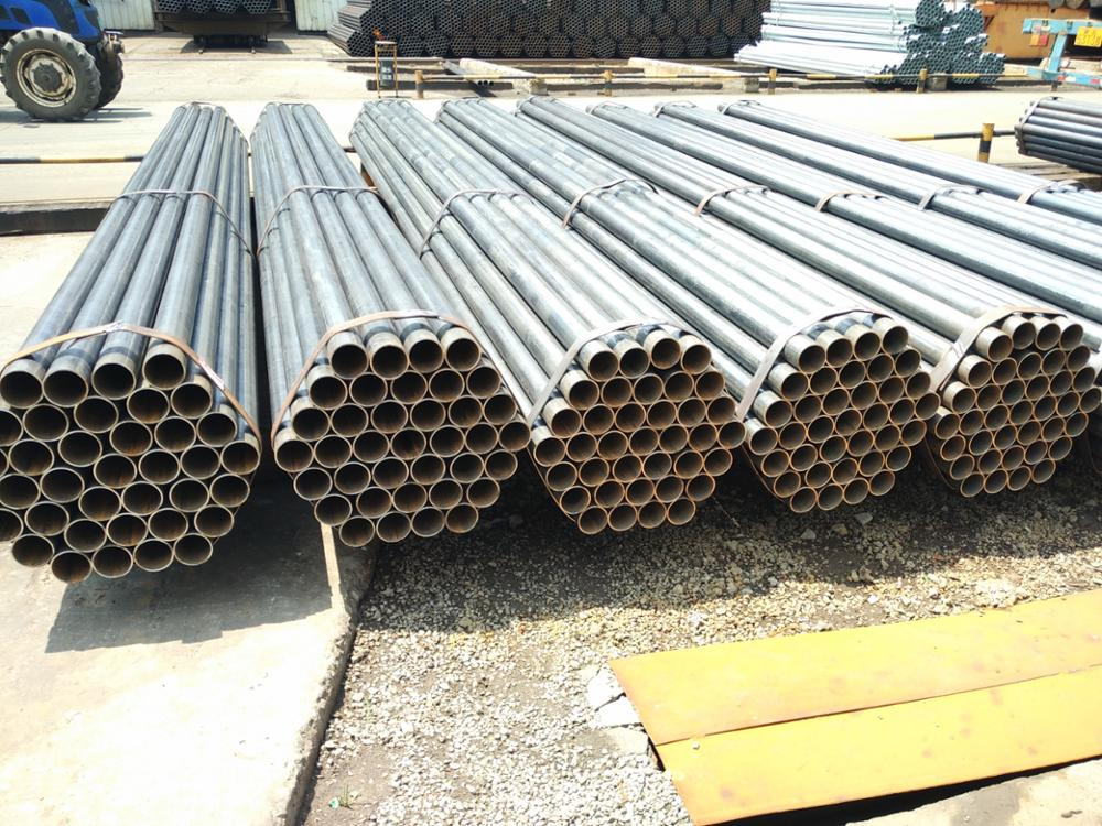 erw round steel pipe