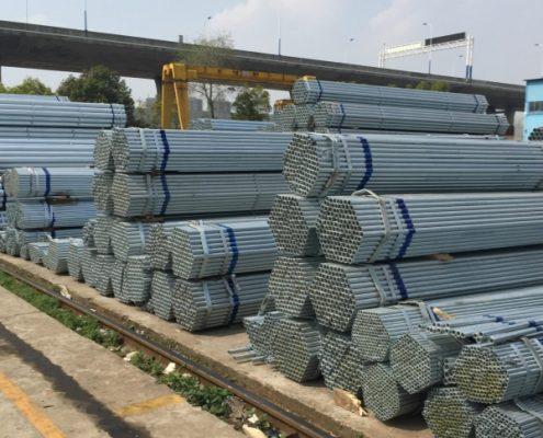 en39 galvanized steel pipe scaffolding