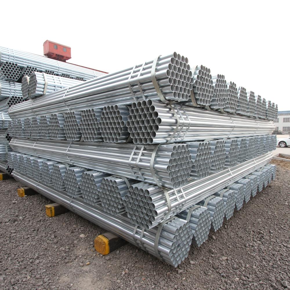 Asteel scaffolding pipe