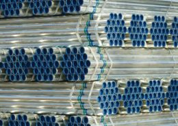 hdpe lined steel pipe